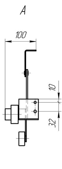 Механизм МПВ-5   Схема 2