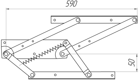 Механизм трансформации МТ 3 | Схема 1