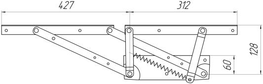 Механизм трансформации МТ 3 | Схема 2
