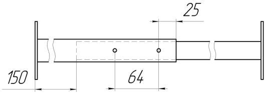 Стяжка ФМП 13.00.00 | Схема 1